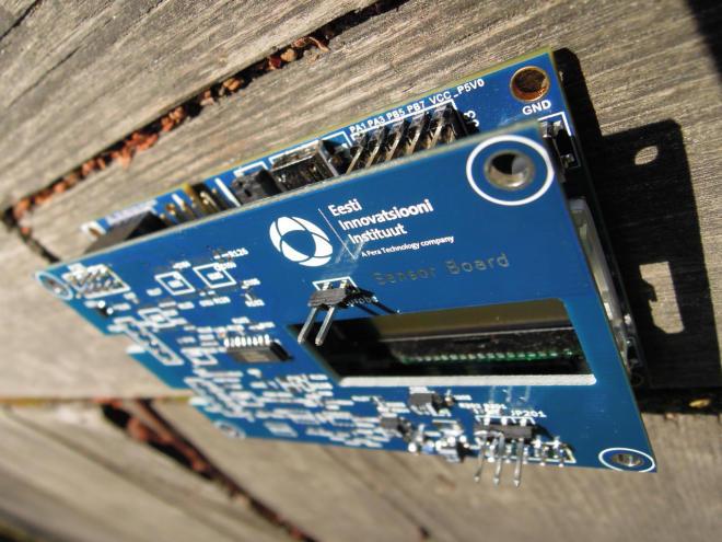 Advocate sensor board - sm