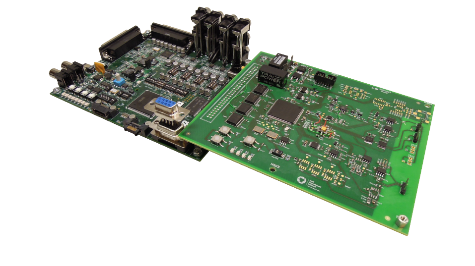 SmartSeat electronics